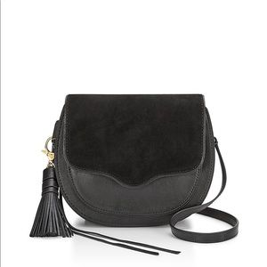 NWTs REBECCA MINKOFF • Suki Black Crossbody Bag